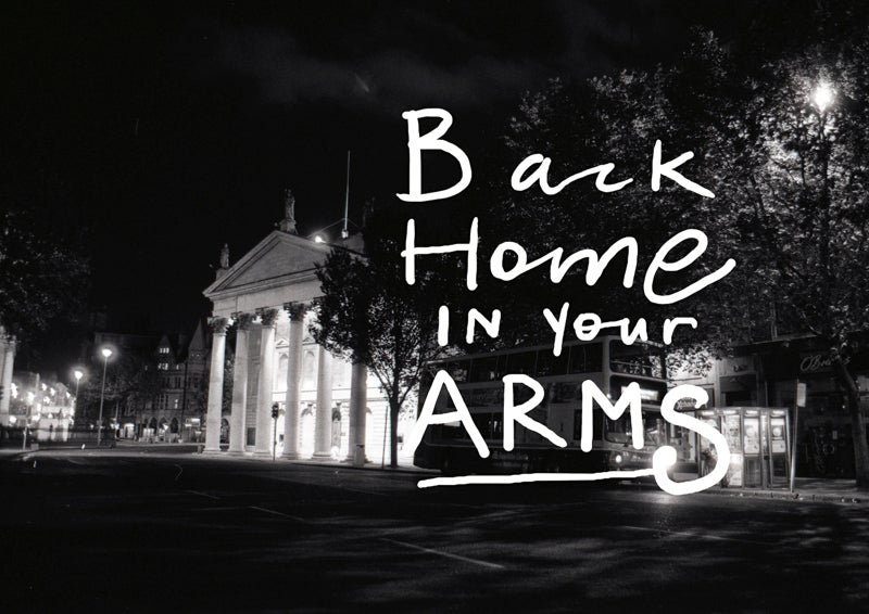Image of Back home in your arms