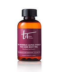 Image of T4 10% Mandelic Alpha Hydroxy Face & Body Peel-2 oz.-For All Skin Types