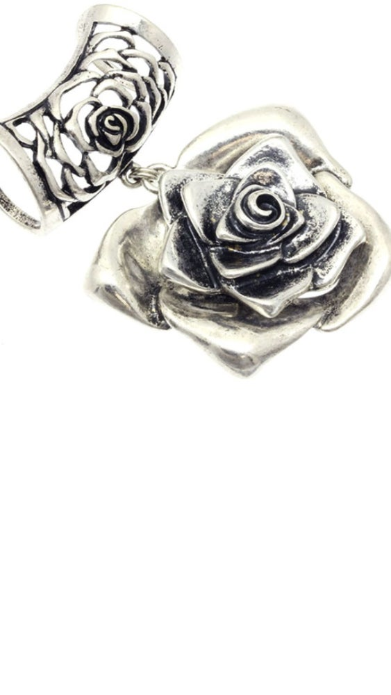 Image of Rose Scarf Accessory