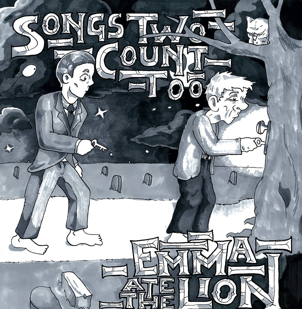 "Image of ""Songs Two Count Two"" full length album (cd)"