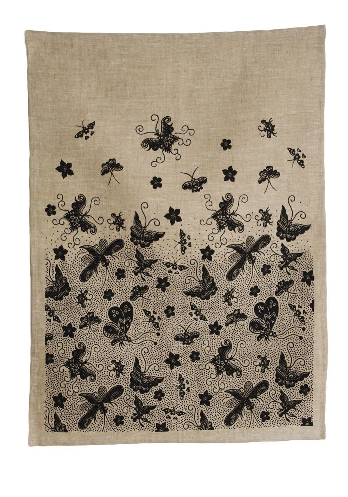 Image of Batik Tea Towels