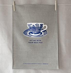 Image of tea freak