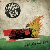 "Image of 'Don't Play With Fire' 12"" White Vinyl"