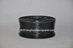 Image of Black PLA or ABS Filament