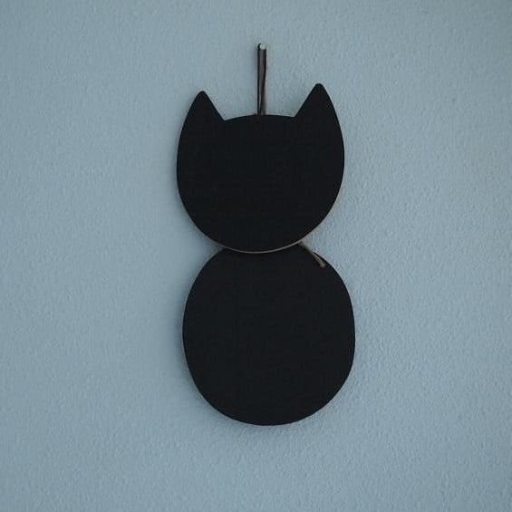 Image of Cat Chalkboard