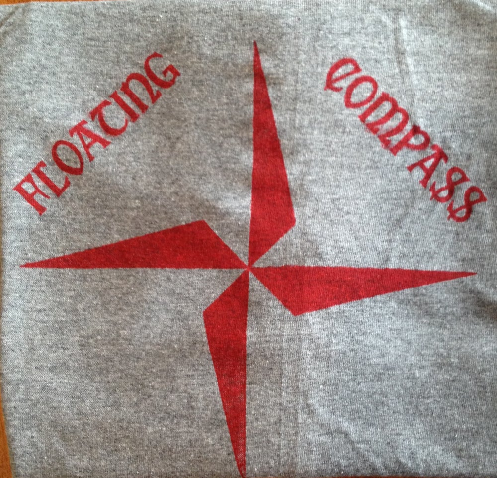 Image of Floating Compass T-Shirt