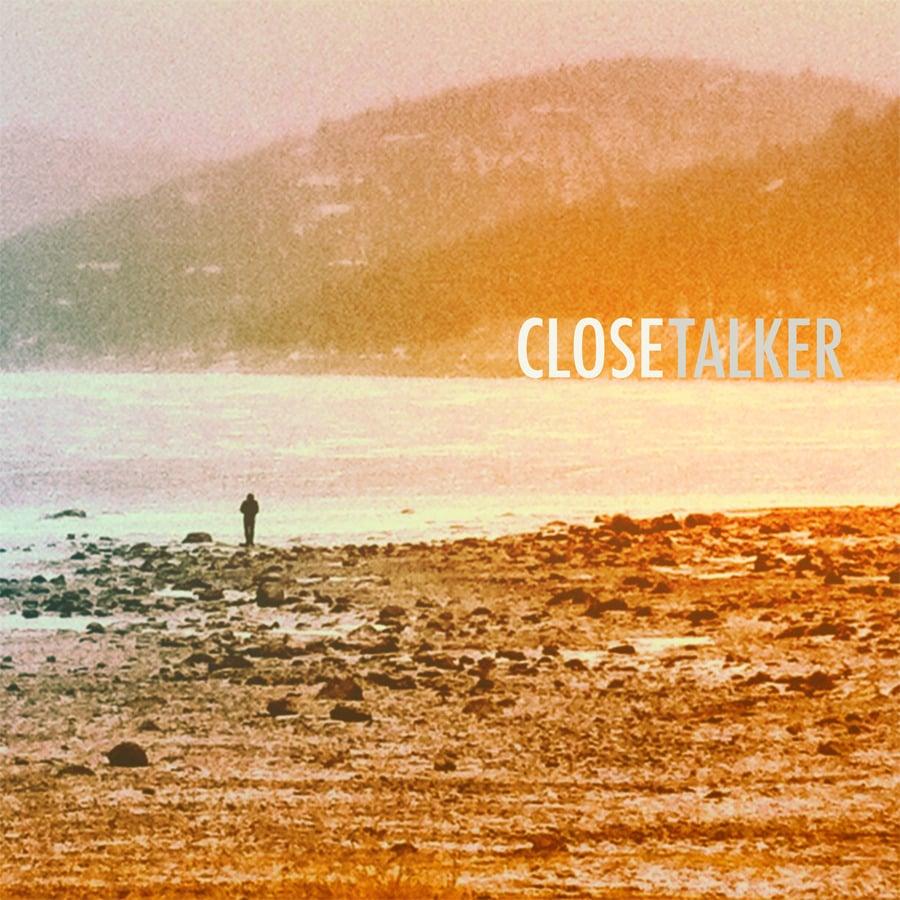 Image of CLOSE TALKER - SO AM I (VINYL)