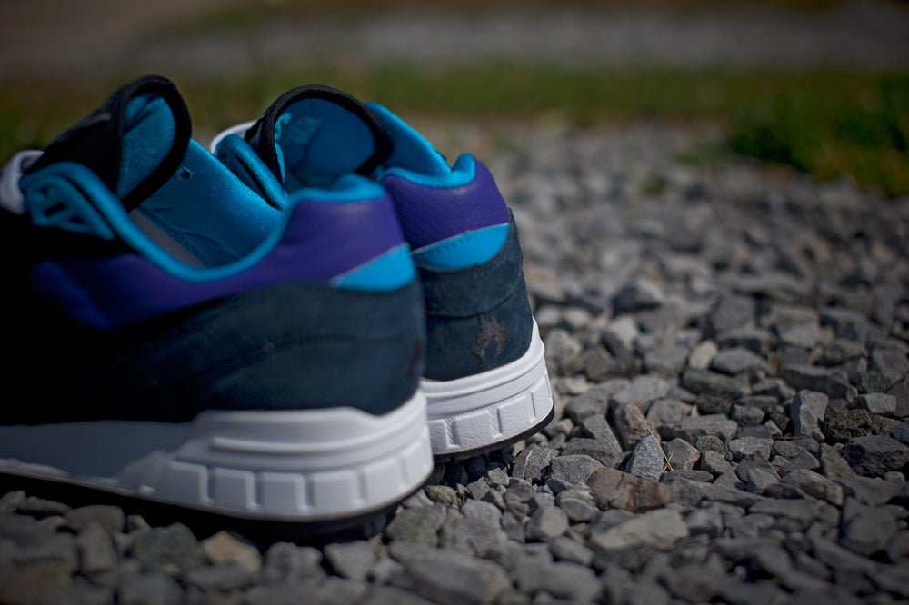 "Image of Saucony Shadow Master x Hanon ""The Midnight Runner"""