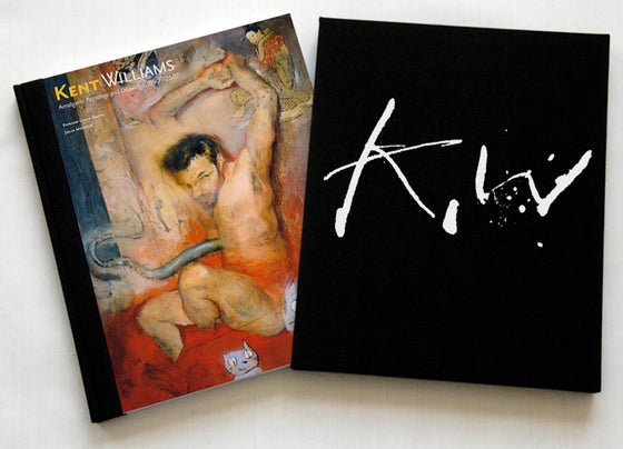 Image of Kent Williams Amalgam: Paintings & Drawings, 1992-2007 Limited Edition