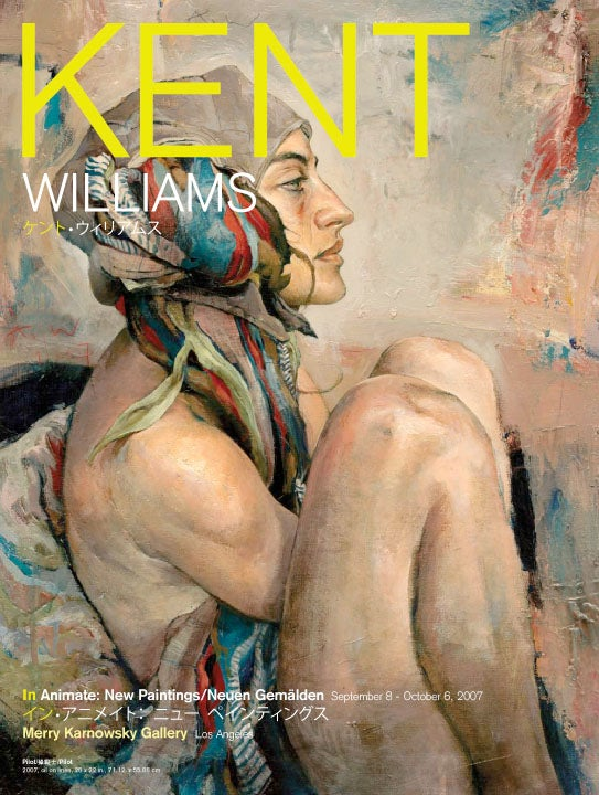 Image of In Animate: New Paintings by Kent Williams