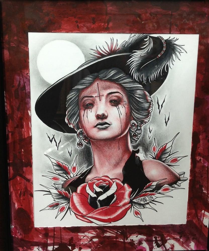 Image of Mrs. Death