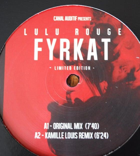 """Image of Lulu Rouge Fyrkat 12""""  SOLD OUT"""