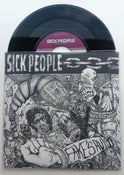 "Image of Sick People - Fake's Rule 7"" EP"