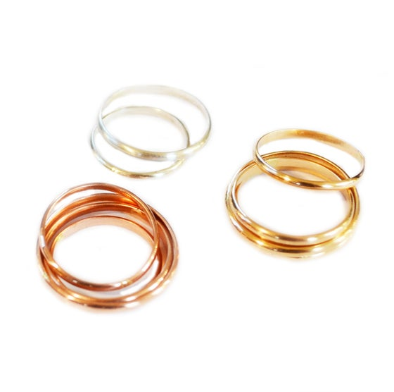 Image of Layering Knuckle Ring