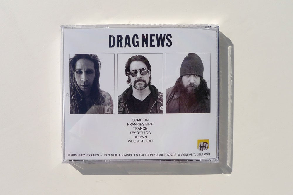 Image of DRAG NEWS - EP
