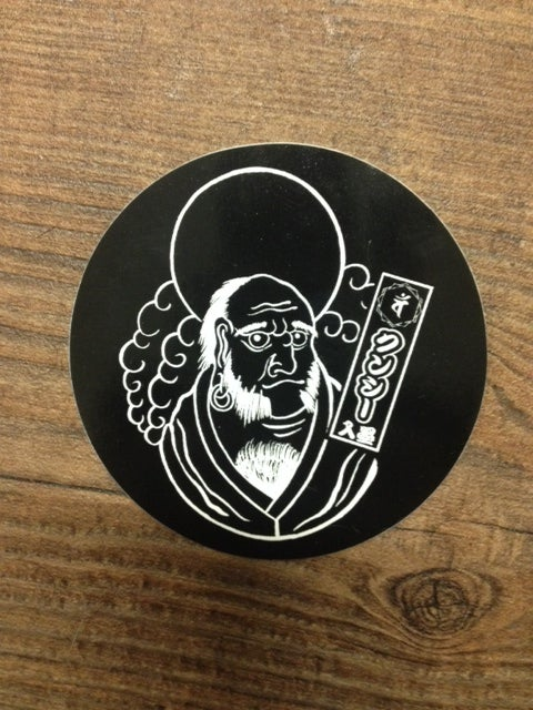 Image of Bodhidharma Sticker