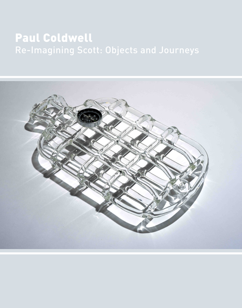 Image of Paul Coldwell - Re-Imagining Scott: Objects and Journeys