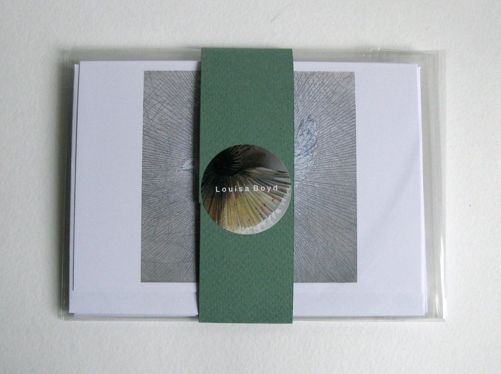Image of Set of 4 greeting cards - The Onward Path Series