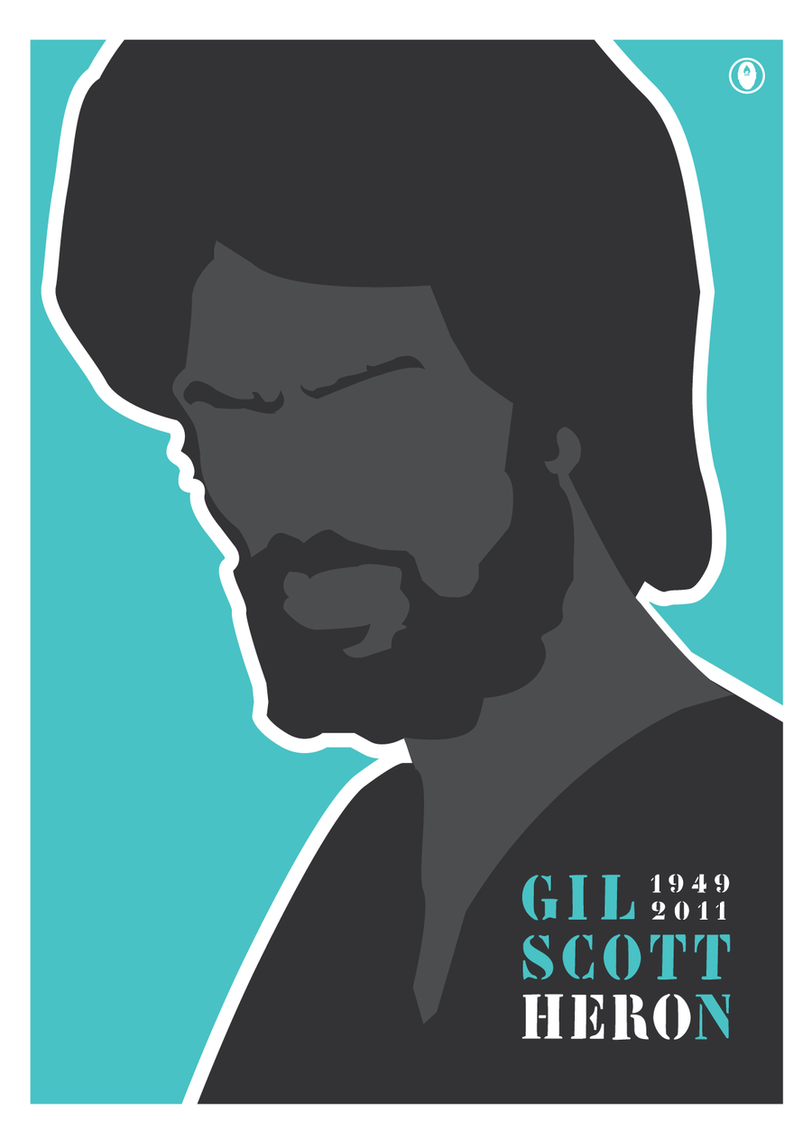 Image of GIL SCOTT HERON - 'HERO'