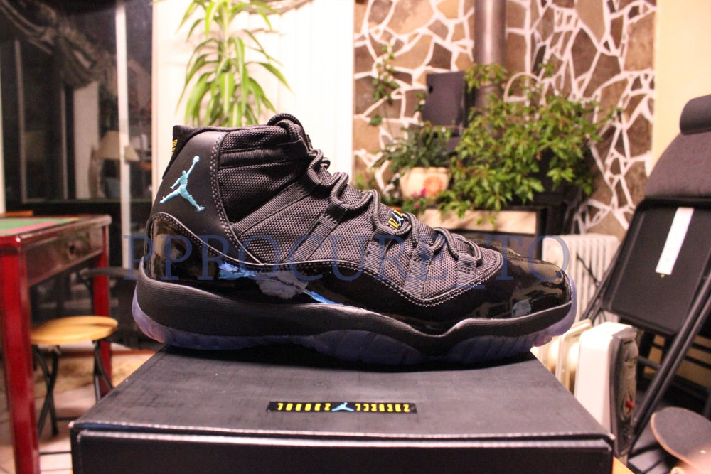 new arrival 92e2e d42e1 Air Jordan 11 Gamma Blue