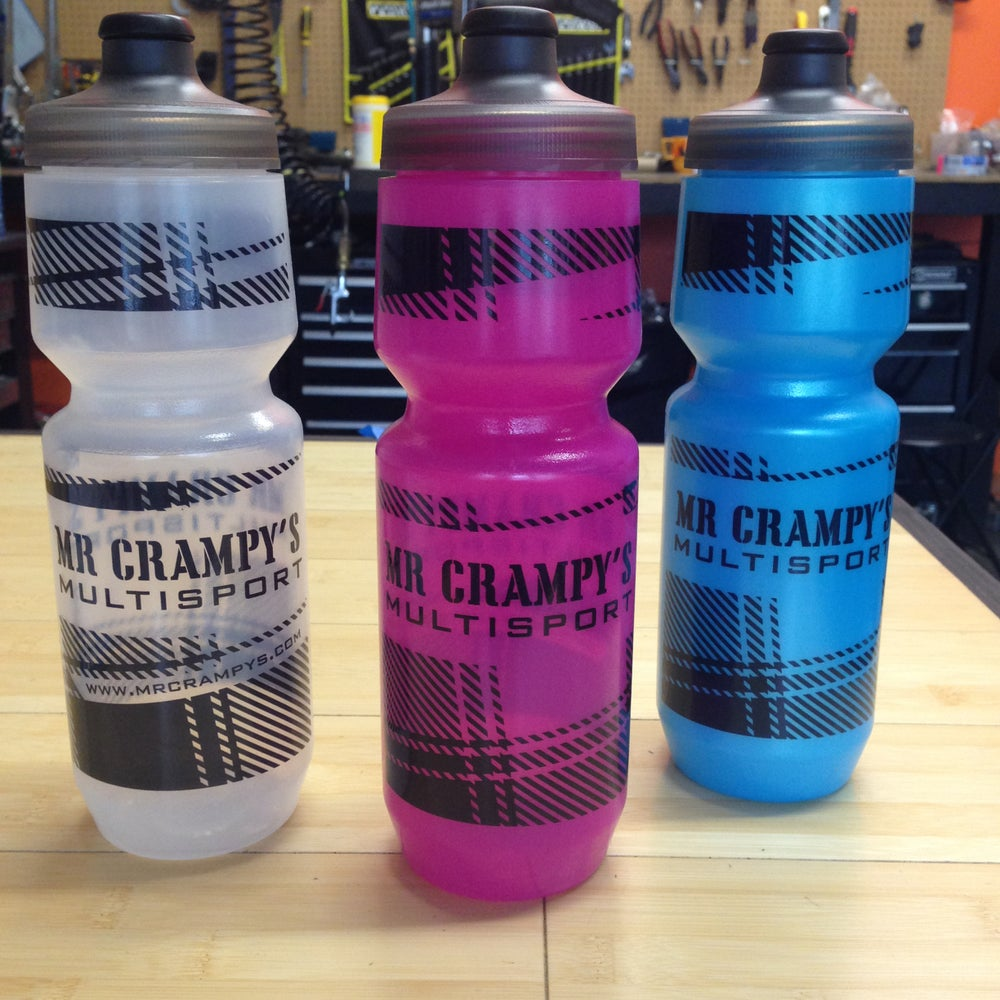 Image of Mr Crampy's 26oz Purist Bike Bottle