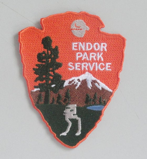 Image of Endor Park Service Series #1 Version 2 Patch 3.5""