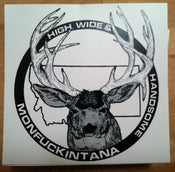 Image of New Sticker: Atypical Muley Monfuckintana