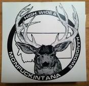 Image of New Sticker: Atypical Muley Monfuckintana