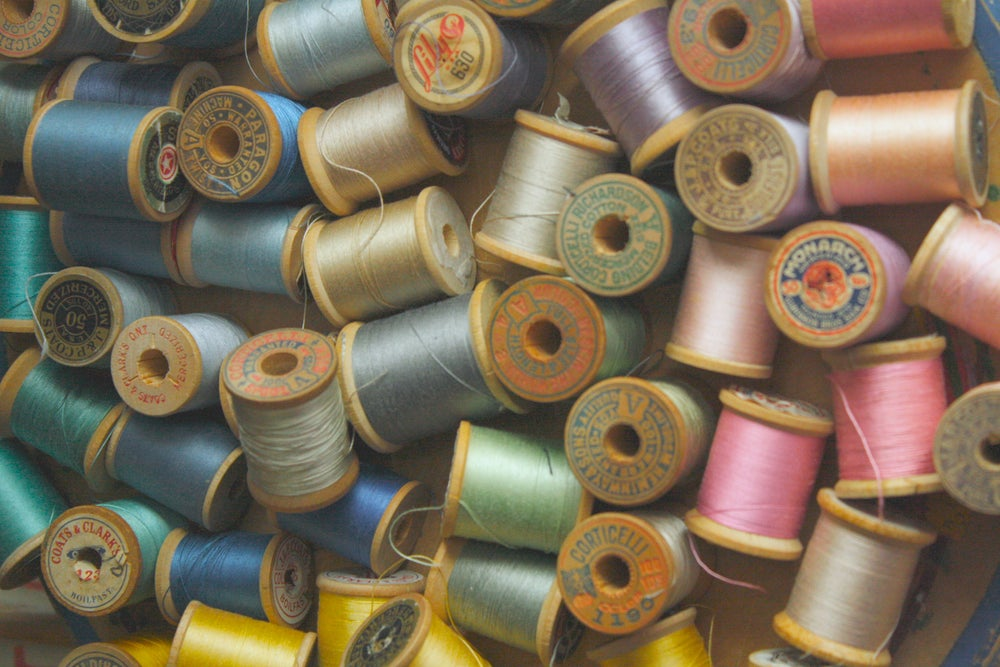 Image of Vintage Thread Set