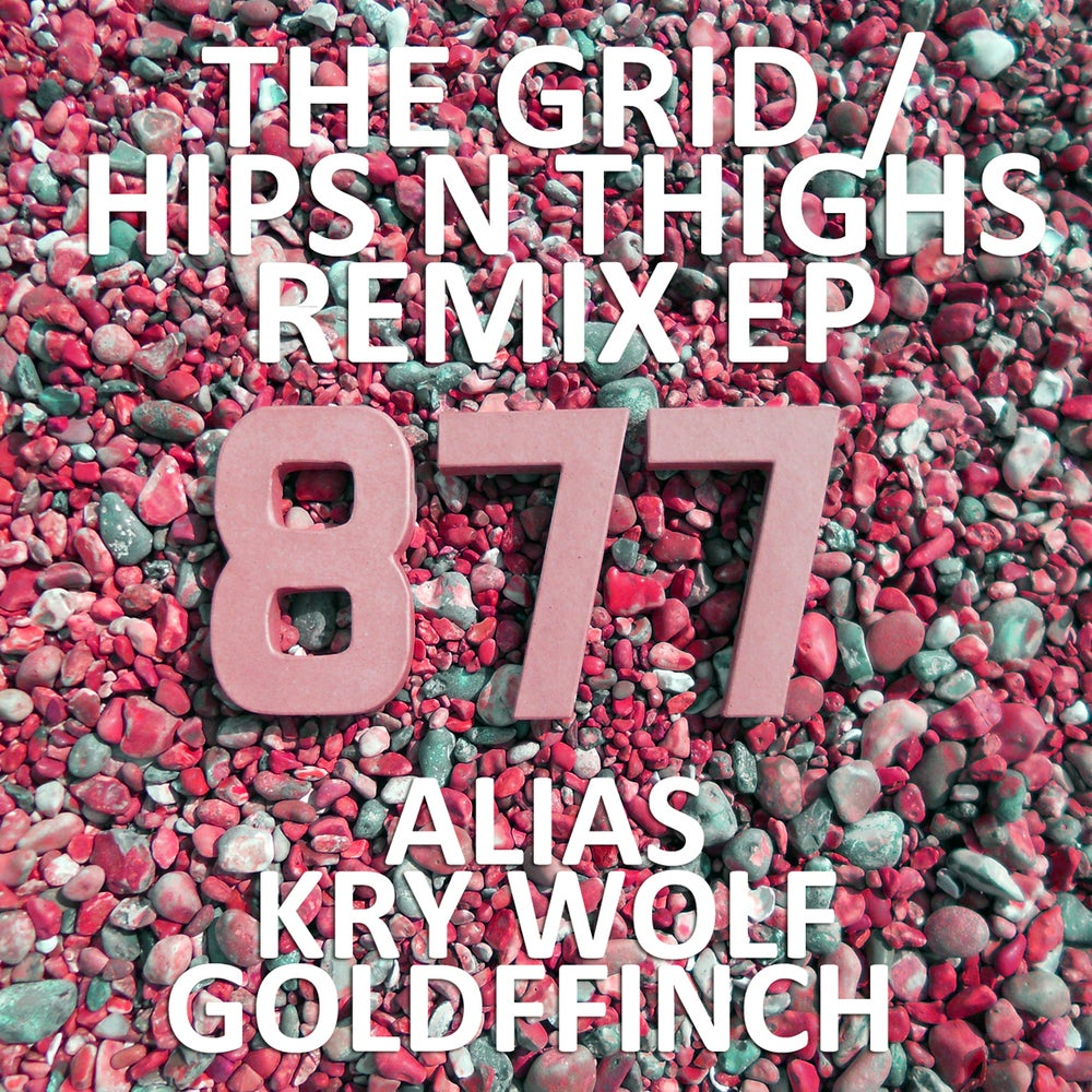 Image of My Nu Leng & Majora The Grid/Hips N Thighs Remix EP Vinyl