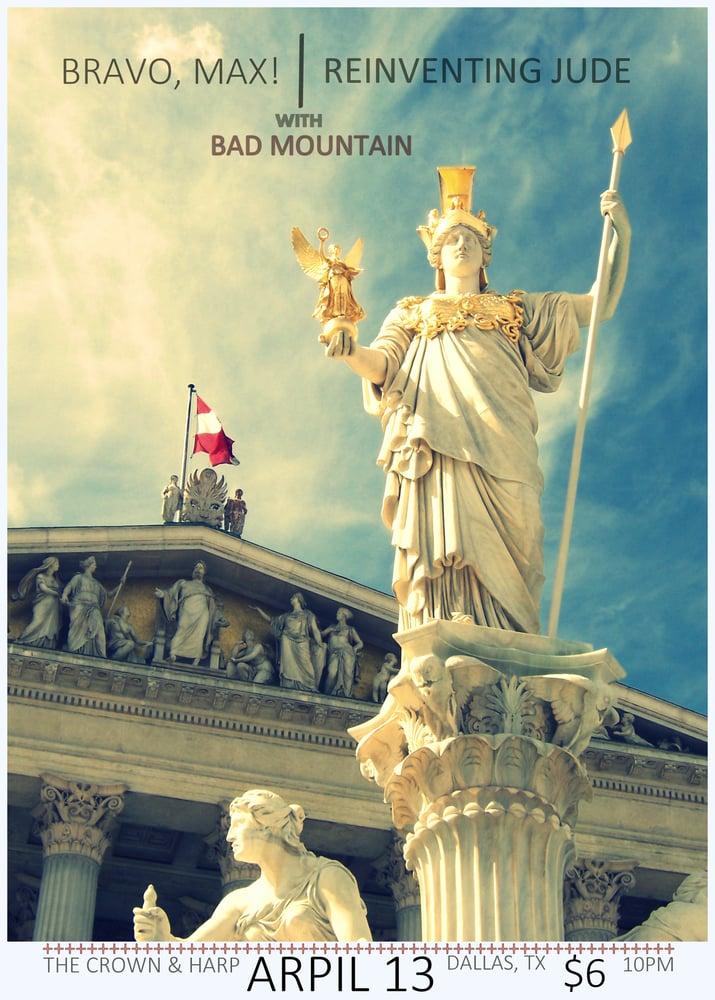 "Image of ""Golden Statue"" poster - Bravo, Max!"
