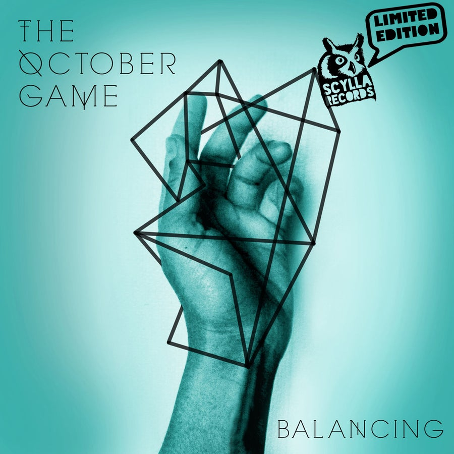 "Image of The October Game - Balancing (2x12"" LP, CD & MP3)"