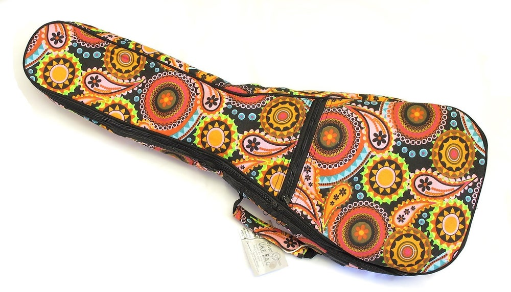 Image of Eddy Finn Mellow Weave Paisley Gig Bag (3 sizes)