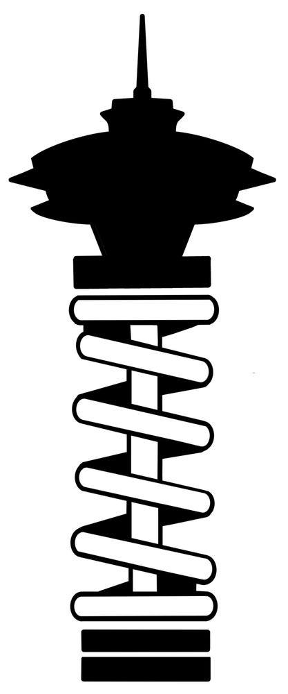 Image of Static Needle Sticker