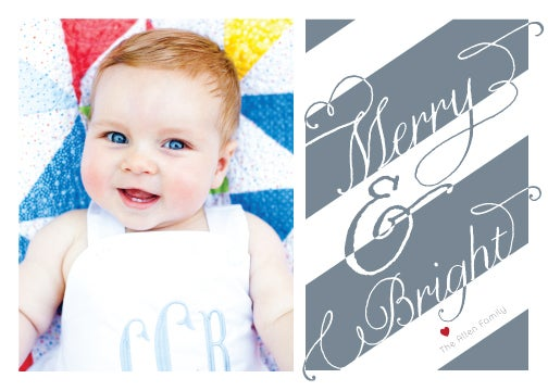Image of Merry and Bright Stripes
