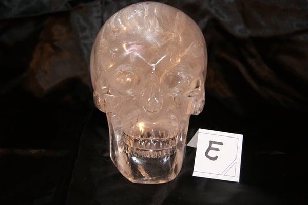 Image of Crâne Cristal de Quartz Clair 2,526 kg
