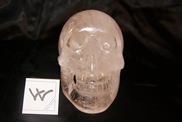 Image of Crâne Cristal de Quartz 1,310 kg