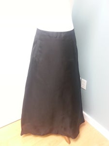 "Image of Roberto Cavali ""Black Skirt With Side Pockets"""