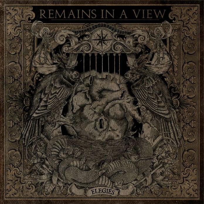 Image of Remains in a view - Elegies CD