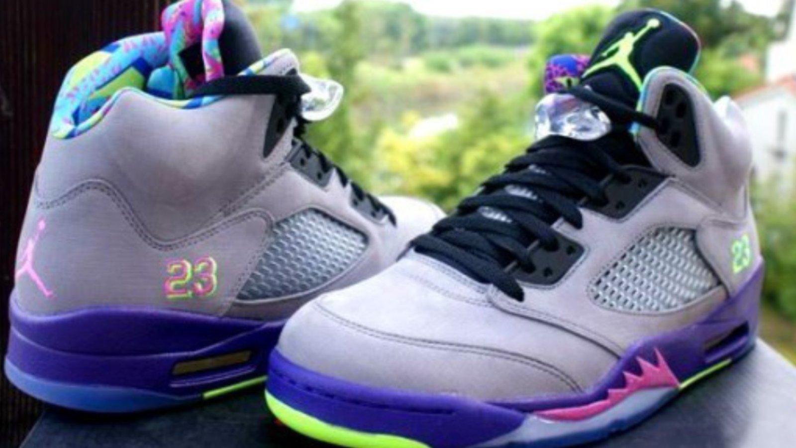 Nike Air Jordan Retro 5 Fresh Prince of