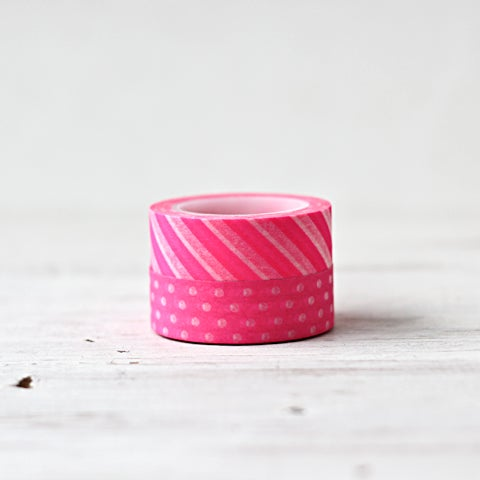 Image of Neon Washi Tape
