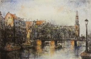 "Image of ""Autumn Day"", Amsterdam"