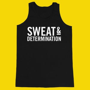 Image of Sweat & determination Vest