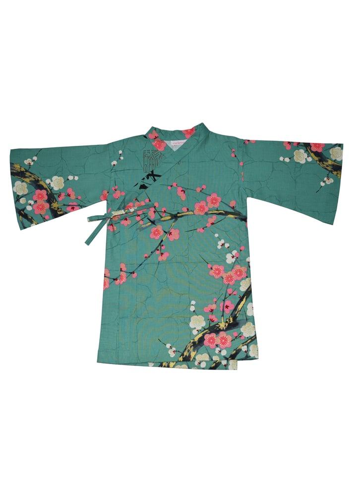 Image of Vestido Jardines de Kyoto