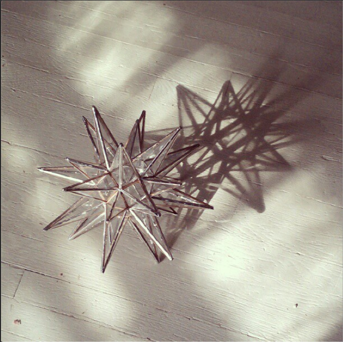 Image of Moravian Star Tree Topper