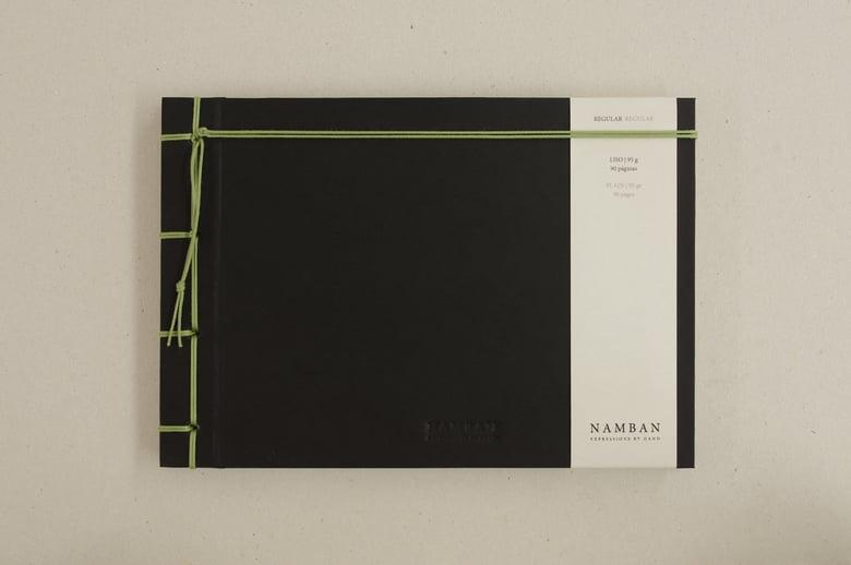 Image of Caderno regular liso | Regular plain notebook A5