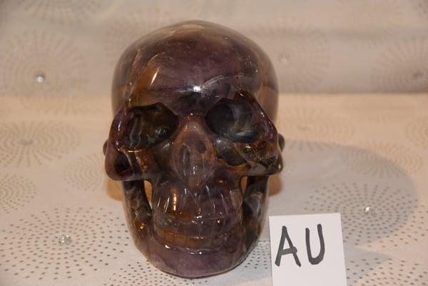 Image of Crâne d'Améthyste 2,154 Kg