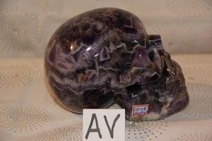 Image of Crâne d'Améthyste 1,848 Kg