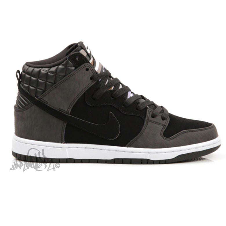 Image of NIKE SB DUNK HIGH PREMIUM - CIVILIST - 313171 016