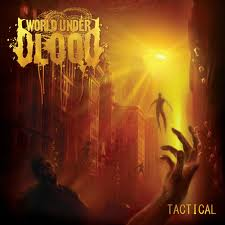 "Image of CKY World Under Blood ""Tactical"" debut cd 9 tracks Nuclear Blast"